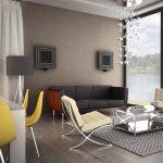 Grzejnik Libra Audio LA wnętrze salonu