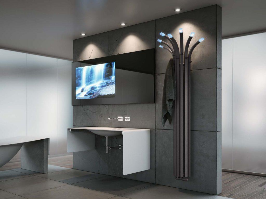 Grzejnik Palma PL wnętrze łazienka