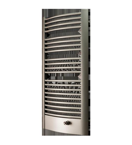 Grzejnik Focus FXB powstał na bazie dekoracyjnego grzejnika Focus. Funkcjonalny design zwiększa miesjce na ręczniki.   W komplecie zawiera zawór termostatyczny i głowicę.