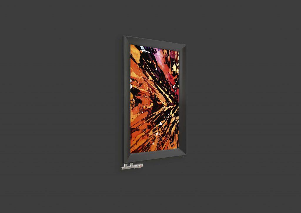 Grzejnik Rama Batik RMB 595x94 cieply