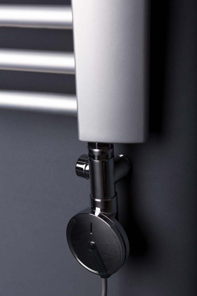 Zestaw trójnikowy termostatyczny Schlosser - grzałka
